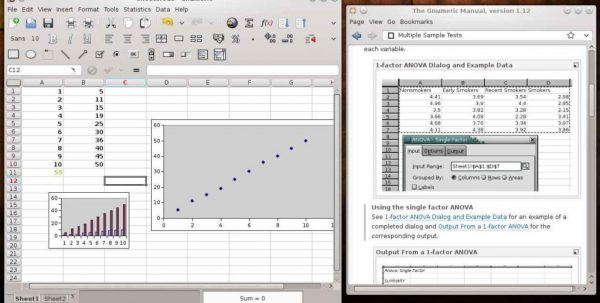 Free Spreadsheet Software Download