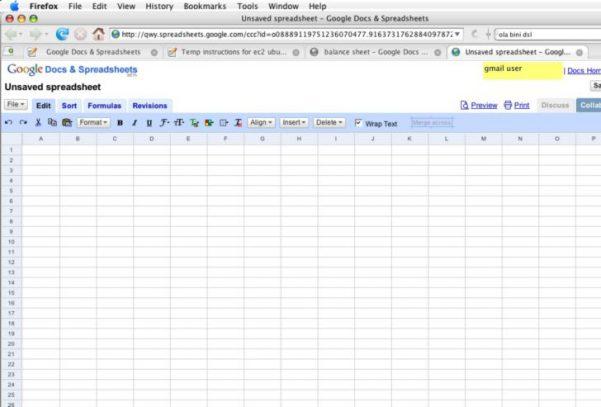 Google Sheets Odbc