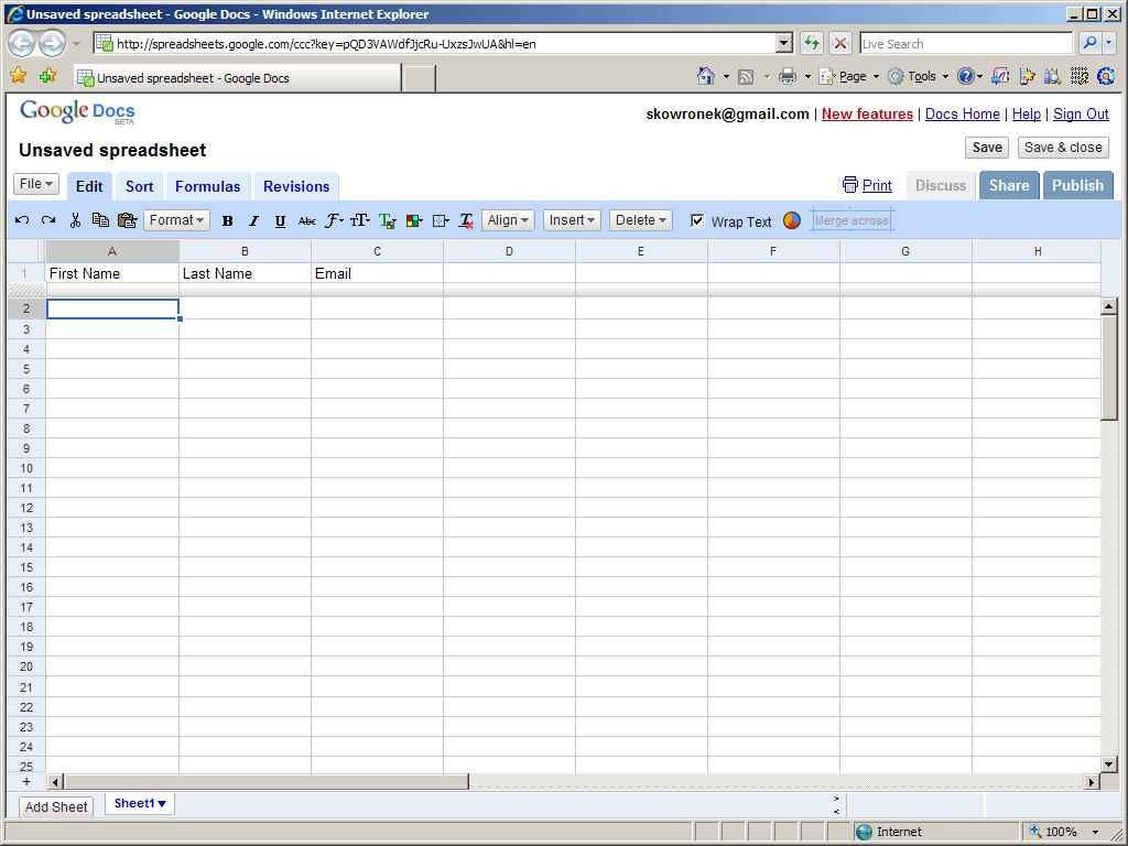 Spreadsheet Google Google Spreadsheet Spreadsheet