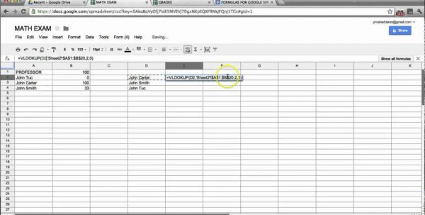 Google Spreadsheet Conditional Formatting