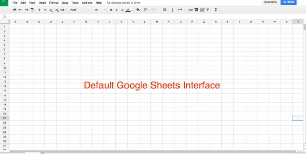 Google Spreadsheet Gantt Chart