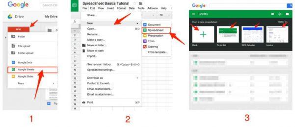 Google Spreadsheet Gantt Chart Template1