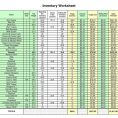 Housekeeping Inventory Spreadsheet Inventory Spreadsheet Inventory Spreadsheet Spreadsheet Templates for Busines Inventory Control Worksheet