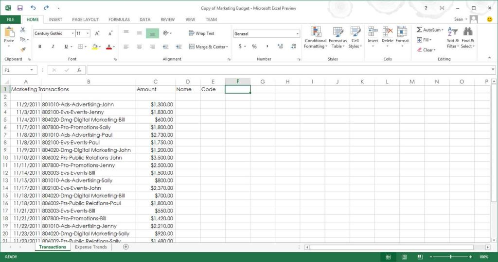 How To Create A Bar Chart In Excel