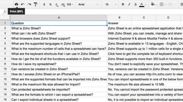 How To Make A Spreadsheet In Word