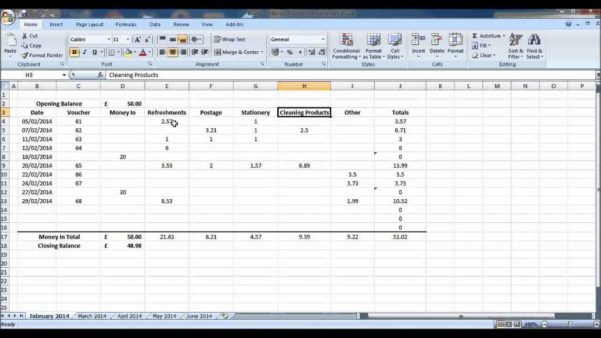 How To Set Up A Timesheet In Excel