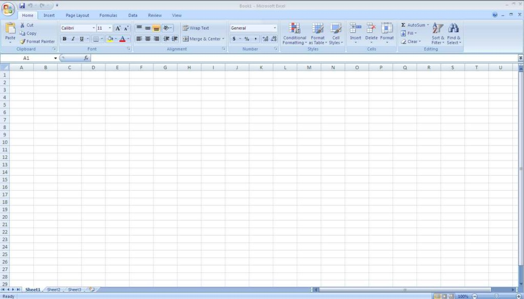 Human Resources Excel Spreadsheet Templates