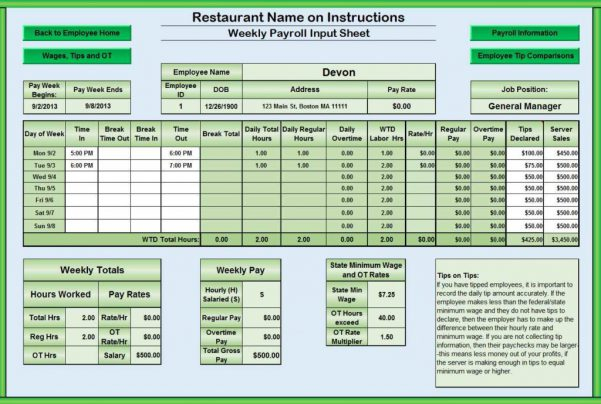 Ipro Restaurant Inventory Control Software