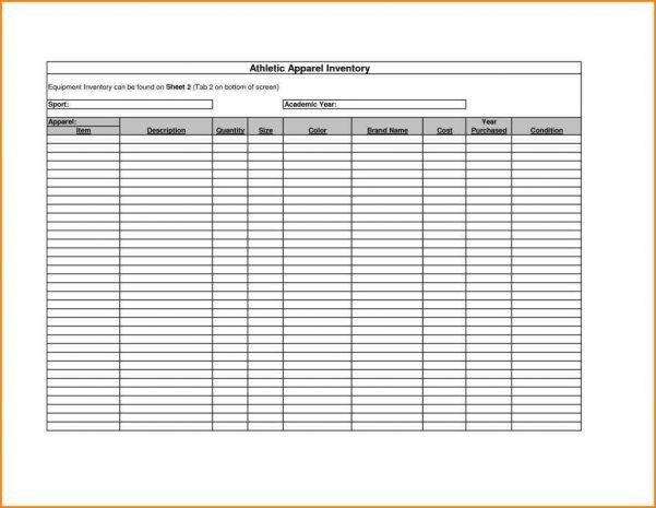 Liquor Inventory Spreadsheet Excel