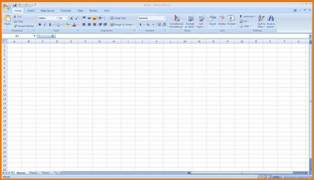Microsoft Excel Templates Free Download