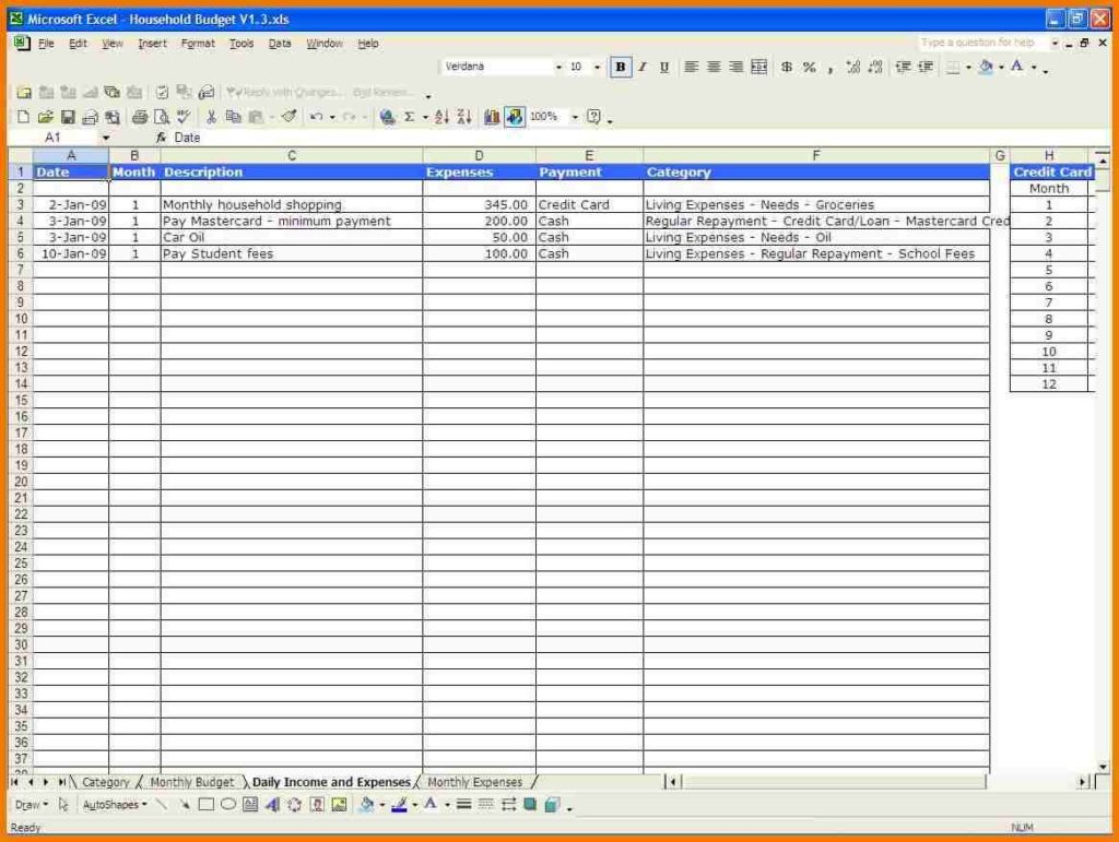 free excel budget template - monthly expense spreadsheet template spreadsheet templates