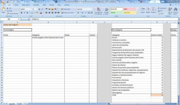 Online Excel Spreadsheet Sharing