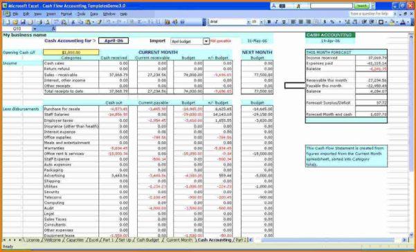 Payroll Budget Spreadsheet1
