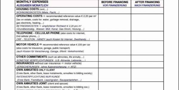 Cost Analysis Spreadsheet Template Spreadsheet Templates ...