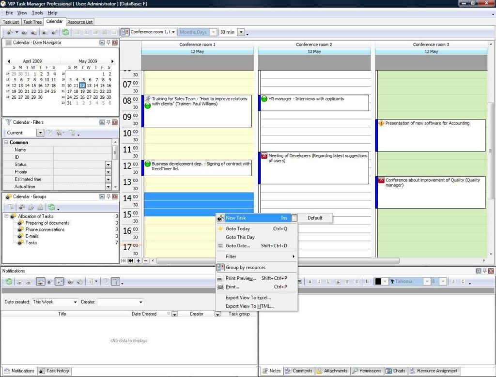 Project Management Excel Templates Free