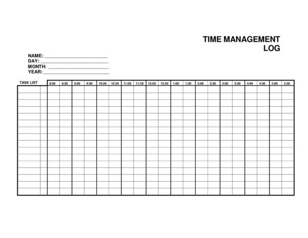 Project Management Timesheets1