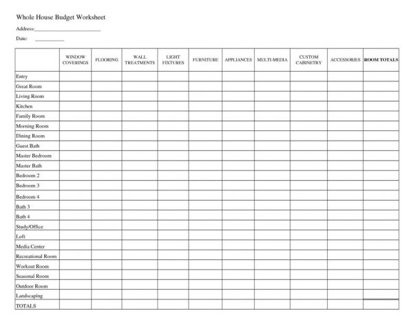 Sample Budget Spreadsheet For Non Profit1