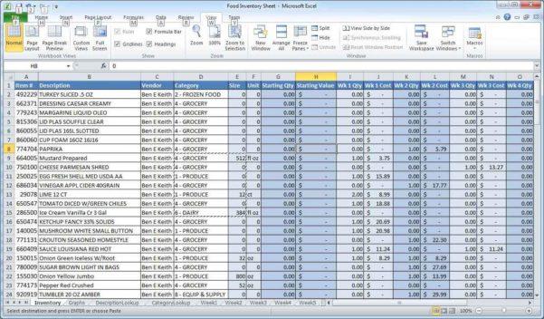 Sample Employee Database Excel