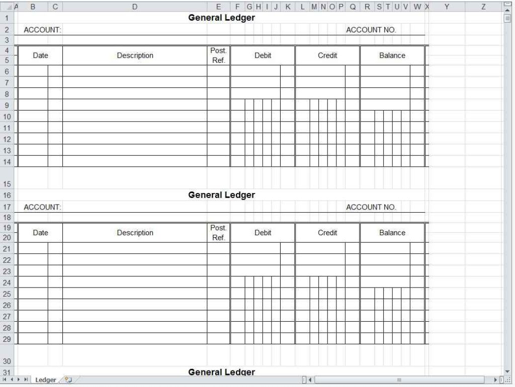Bookkeeping spreadsheet template free free spreadsheet for Company bookkeeping templates