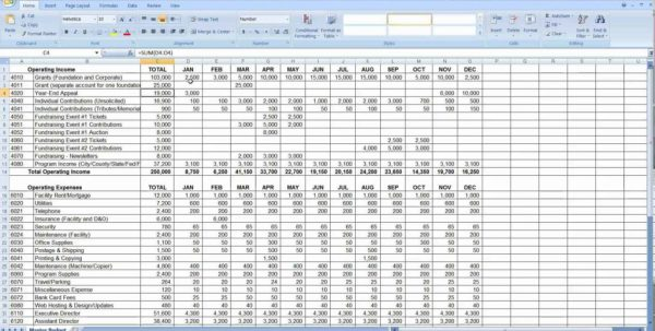 Spreadsheet Software Can Be Used To