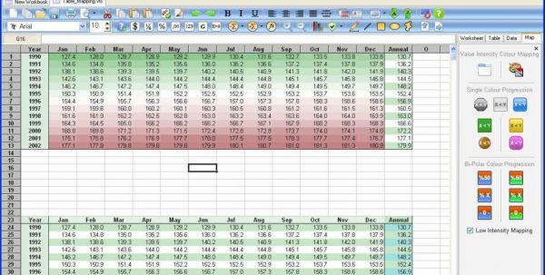 T Shirt Inventory Spreadsheet Template