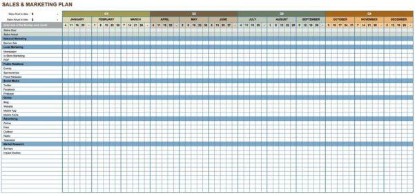 Timeline Sheet Template
