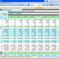 Wedding Budget Spreadsheet Excel