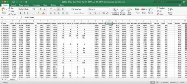 What Is A Spreadsheet Application