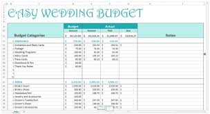 Free Monthly Budget Spreadsheet