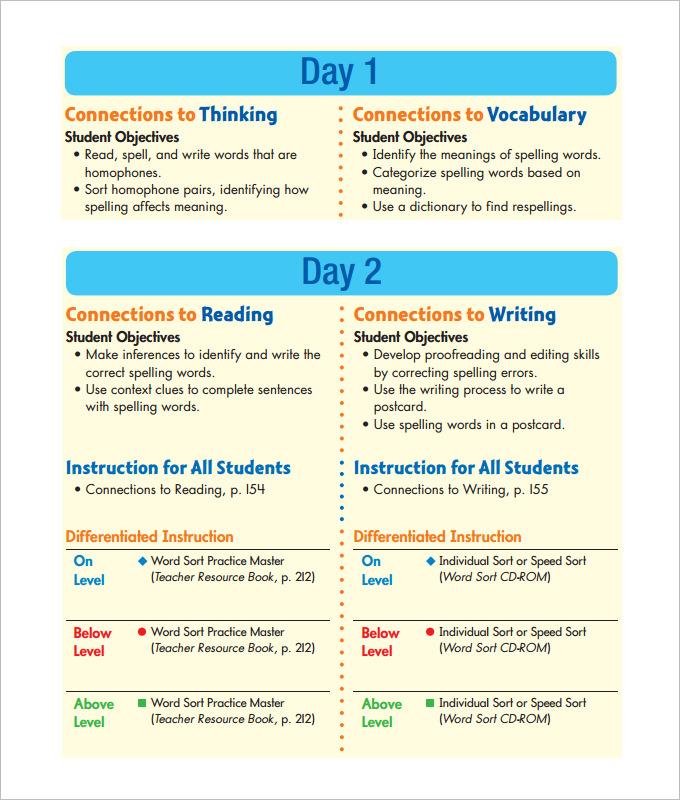 Worksheet Templates For Teachers Training Spreadshee Time