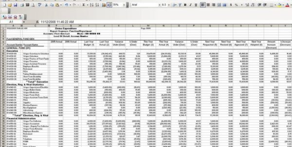 General ledger template download general ledger template in excel the united states standard general ledger ussgl provides a uniform chart of accounts and technical guidance ccuart Image collections