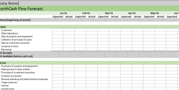 Accounting Templates Excel Worksheets