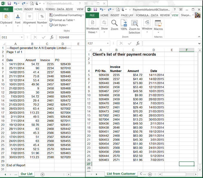 Balance Sheet Format In Excel For Individuals