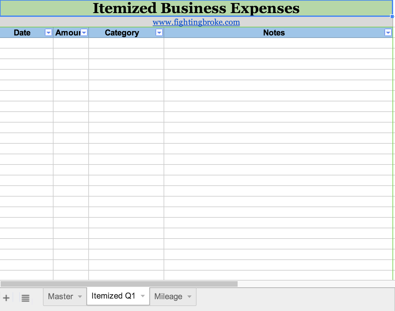 business expense spreadsheet template free spreadsheet for tax expenses expense spreadsheet. Black Bedroom Furniture Sets. Home Design Ideas