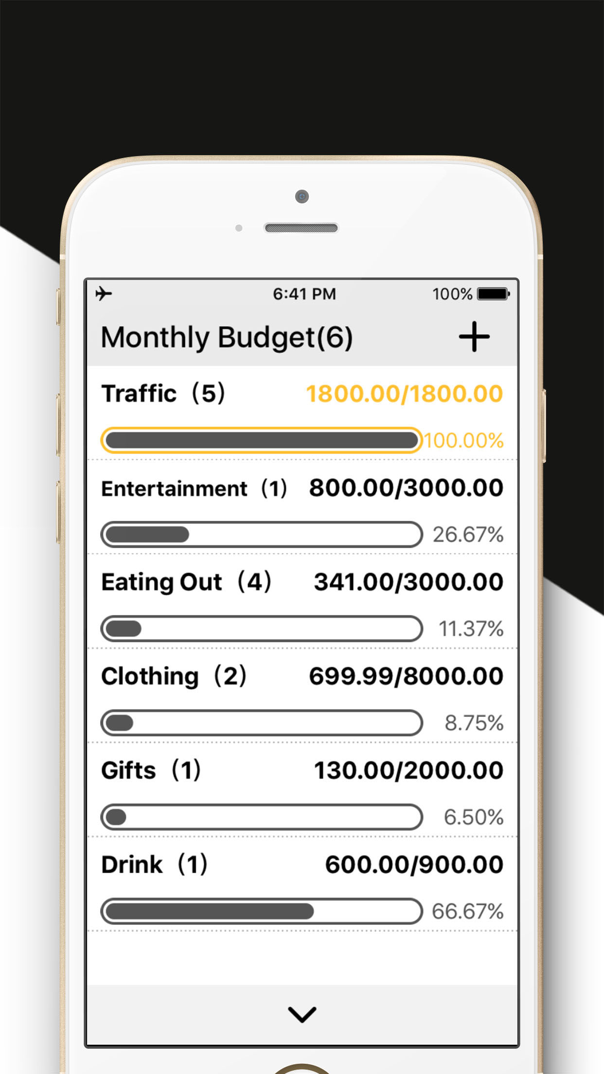 Daily Expense Tracker Excel