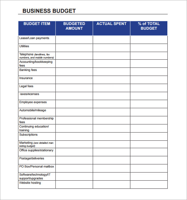 Daily expenses sheet in excel format free download business expense income and expenditure template for small business small business spreadsheet for income and expenses business expense wajeb Images
