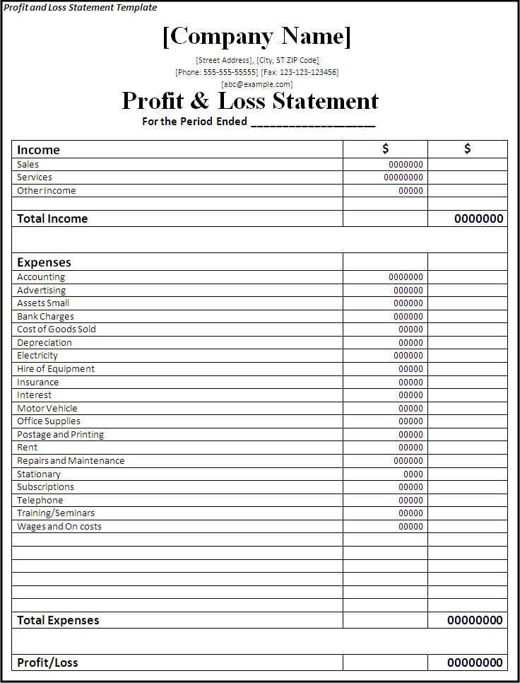 excel accounting template for small business bookkeeping