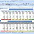 Excel Business Budget Template Budget Spreadsheet Excel