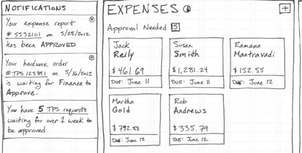 Expense Reports Excel