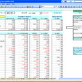 Business Accounting Spreadsheet Template
