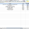 How To Make Daily Expenses Sheet In Excel How To Track Expenses In Excel