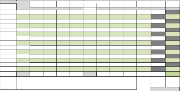 Printable Expense Reports