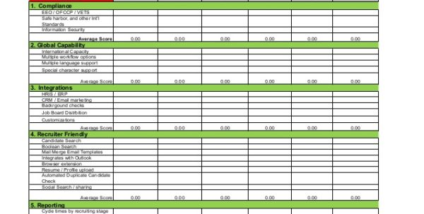 Recruitment tracker xls applicant tracking spreadsheet for Recruiting database template