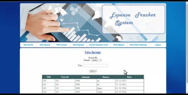 Spending Tracker App Review
