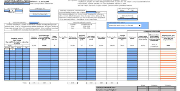 Employee Schedule Maker