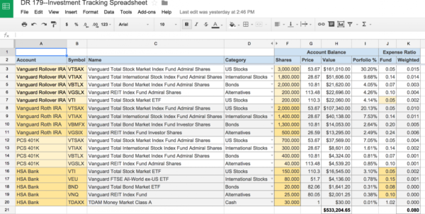 Free Excel Inventory Tracking Spreadsheet
