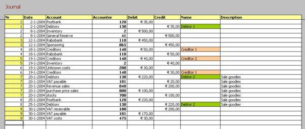 Free Spreadsheet Templates