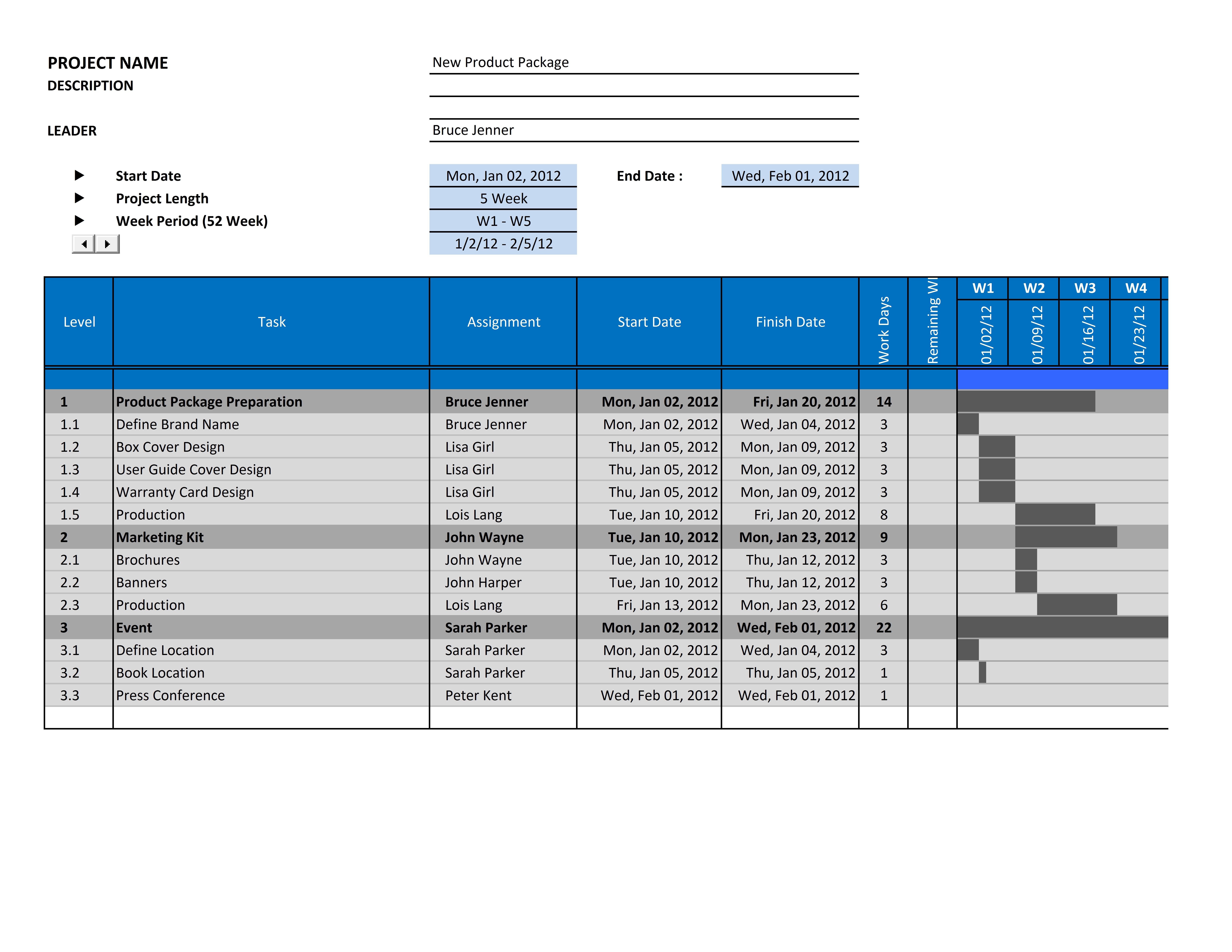 gantt chart excel template 2013 excel spreadsheet gantt