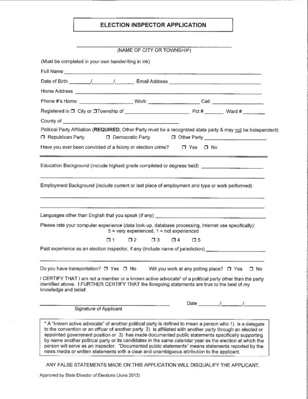 NJ Business Registration Application Instructions