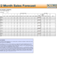 Sales Forecast Template Sales Forecast Spreadsheet Template Spreadsheet Templates for Busines Spreadsheet Templates for Busines 5 Year Financial Projection Template